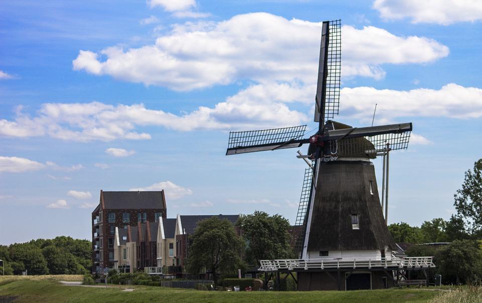 Olanda: il primo Paese al mondo con il 100% dei treni alimentati dal vento