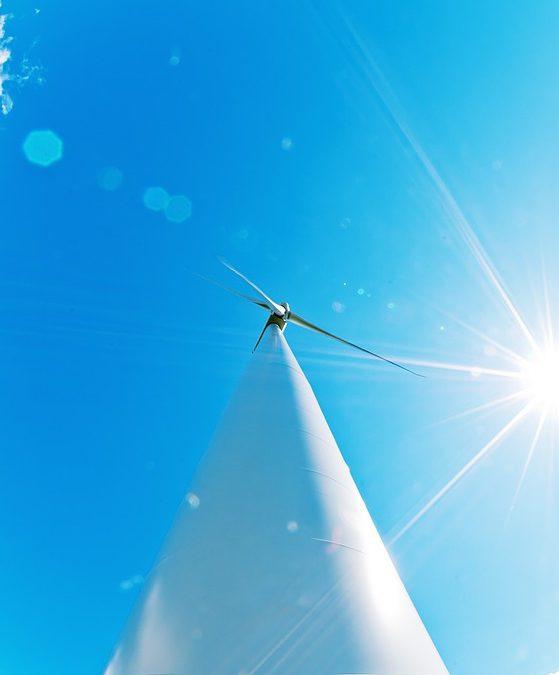 La tecnologia eolica incontra l'idroelettrico