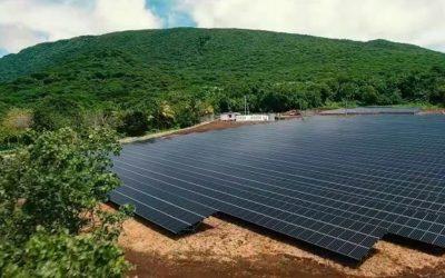 Come  rendere  al 100% solare un'isola
