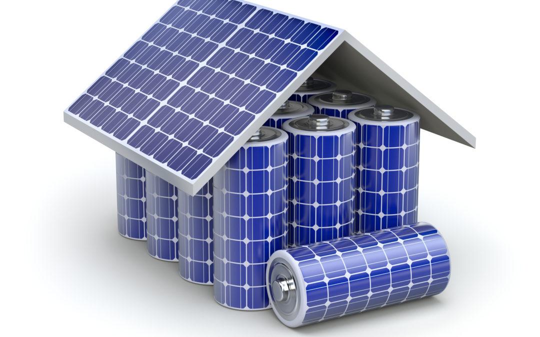 Accumulatori di energia per fotovoltaico: Panasonic