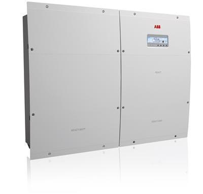 Batterie per accumulo di energia: ABB Solar