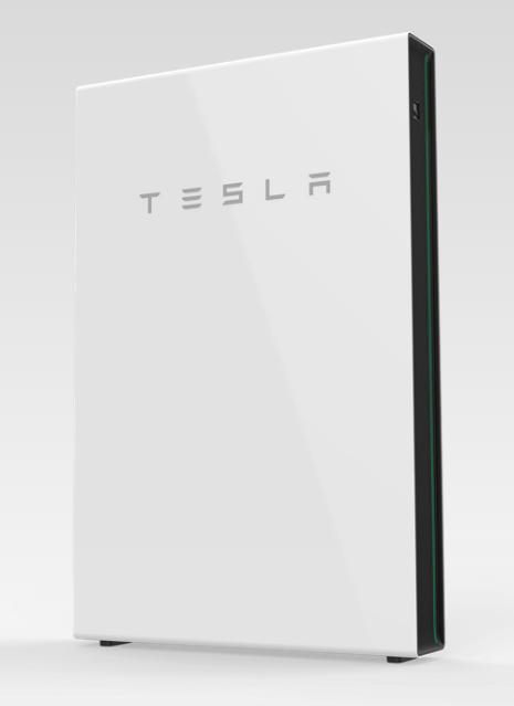 POWERBALL: le batterie d'accumulo Tesla