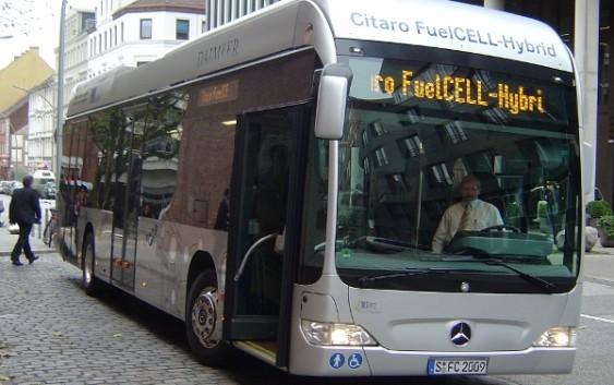 Roma sperimenta l'idrogeno