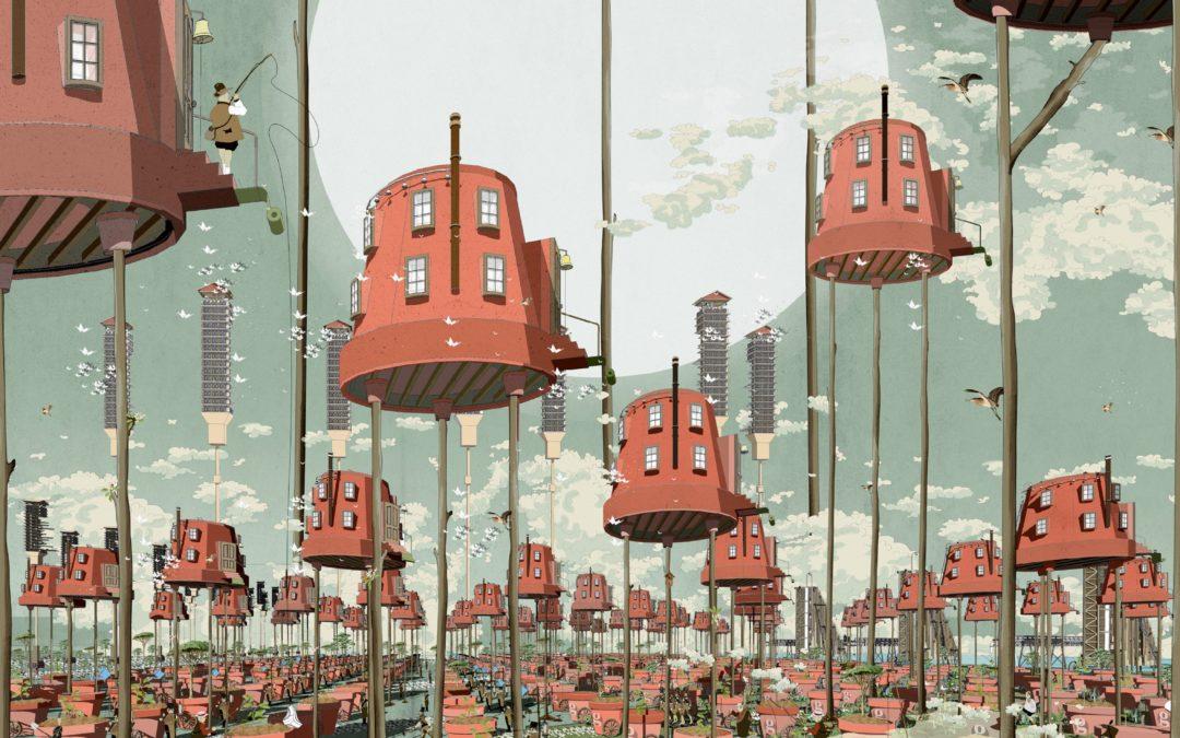 Città a carbonio zero: fantascienza o futuro urbano?