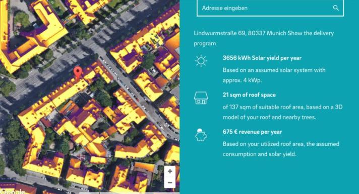 Project Sunroof, lo strumento di Google per l'energia solare