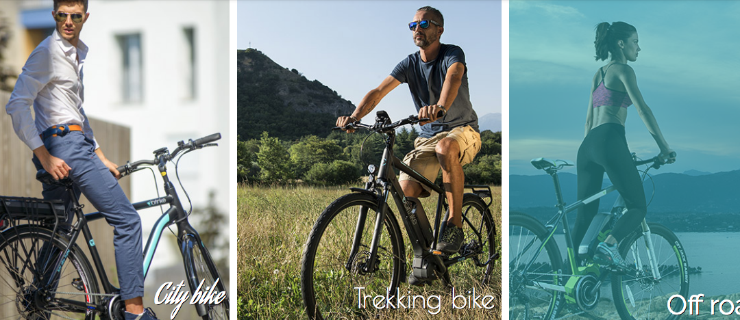 Le bici elettriche marchiate Brinke