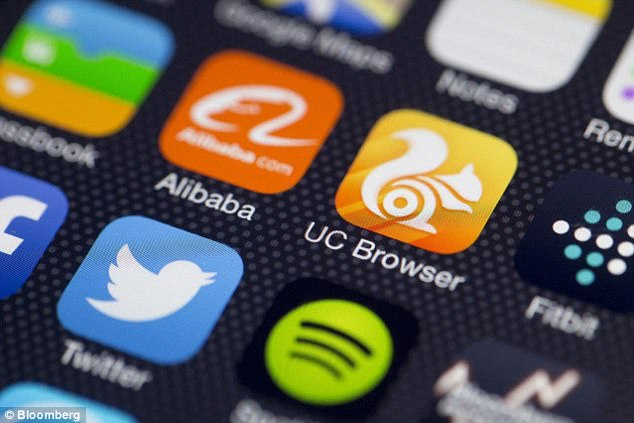L'app UC Browser sfida Google Chrome