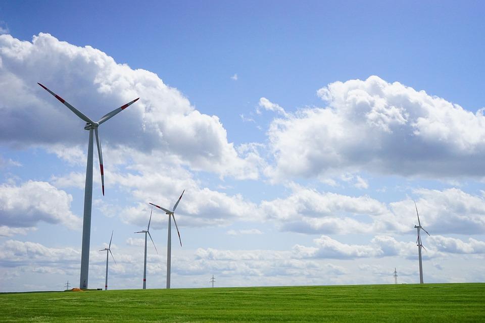 Record storico per l'eolico. E l' Italia quinta nella classifica dei Paesi europei con la maggiore produzione.