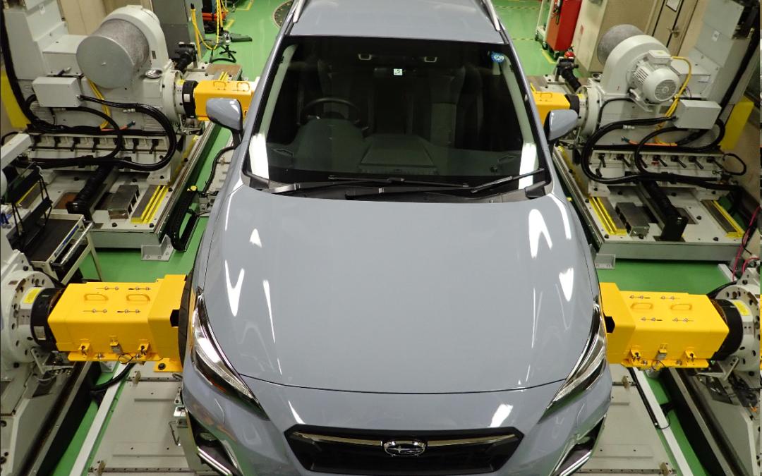 Piattaforme virtuali per i test sulle auto elettriche