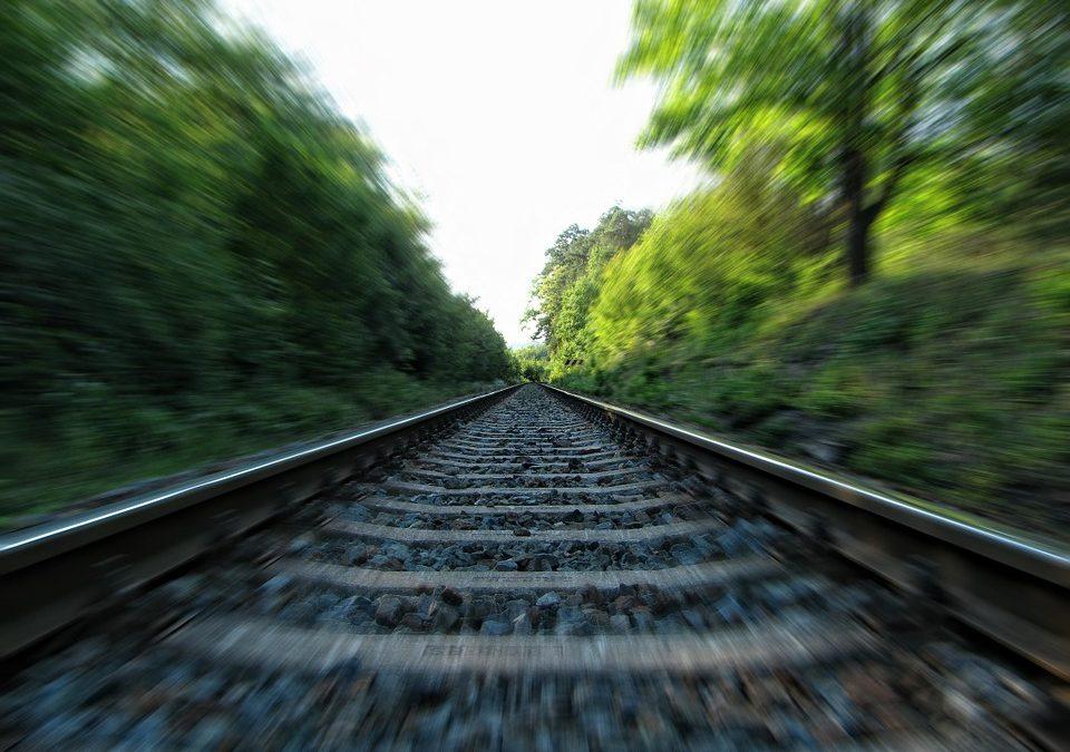 La ferrovia sostenibile che produce energia