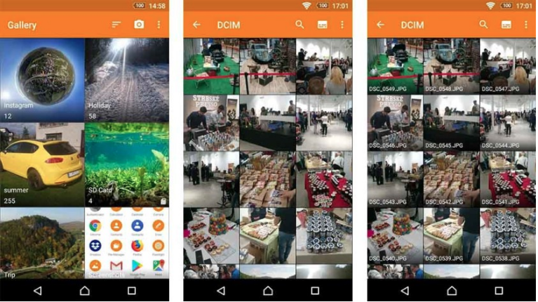 Simple Gallery: un gestore di foto & editor alternativo alla Gallery Android