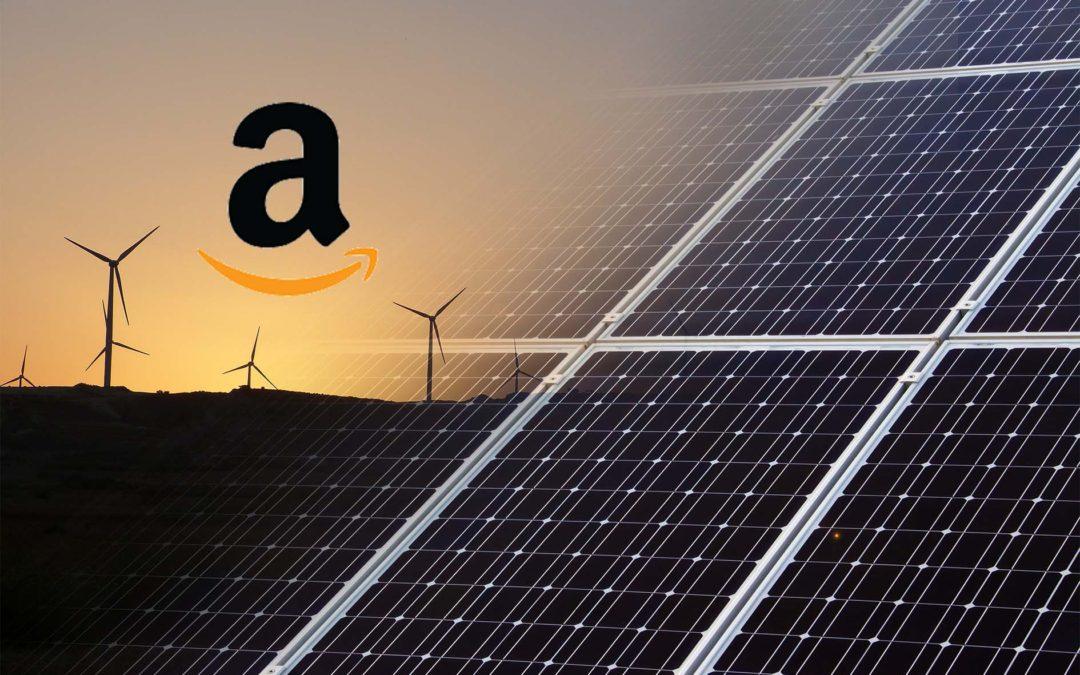 Amazon investe nelle energie rinnovabili con nuovi progetti in Australia, Europa e Stati Uniti